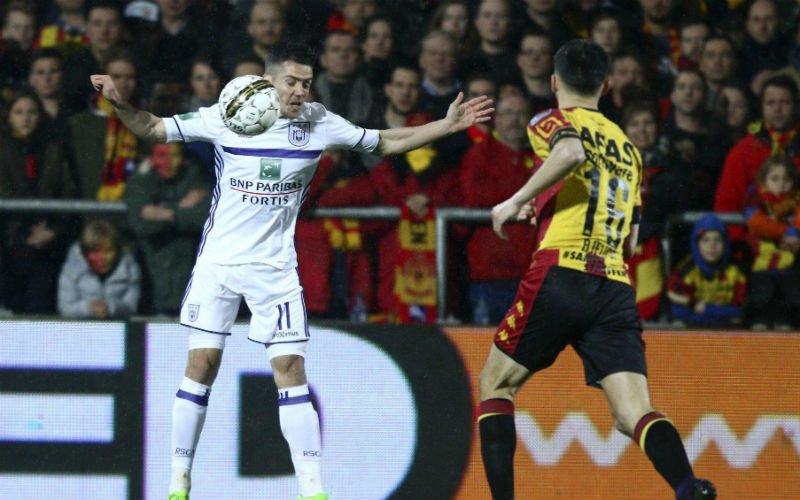 Fans van Anderlecht en KV Mechelen geloven hun ogen niet