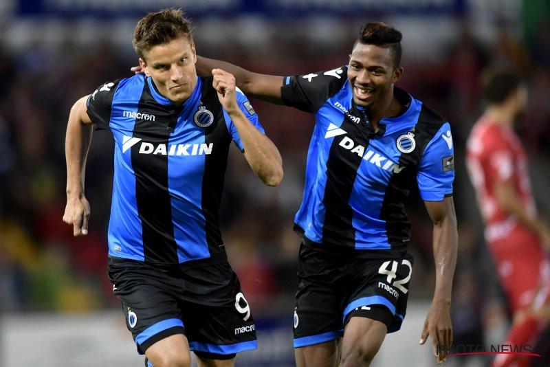 Club Brugge zweet maar is wel drie punten rijker