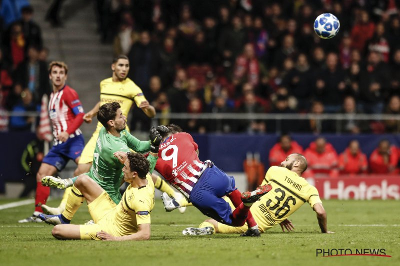 Slechtst mogelijke uitslag voor Club in Atlético-Dortmund, Barcelona speelt gelijk