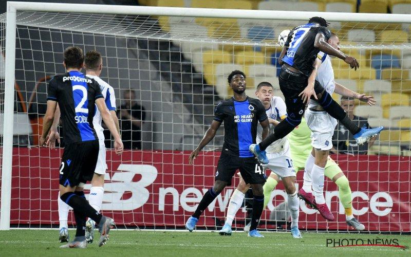 Club Brugge is razend: