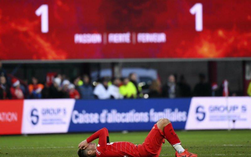 Anderlecht komt zeer goed weg op Sclessin: