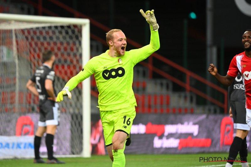 Sensatie: Doelman Bodart bezorgt Standard in blessuretijd een punt (VIDEO)