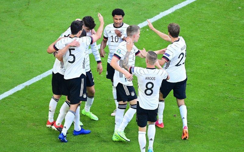 Duitsland vernedert Cristiano Ronaldo en Europees kampioen Portugal