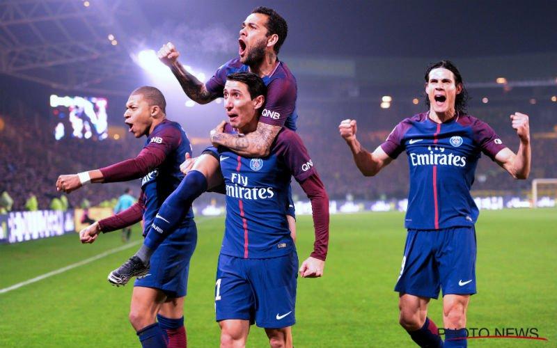 PSG dankt Di Maria voor erg nipte overwinning