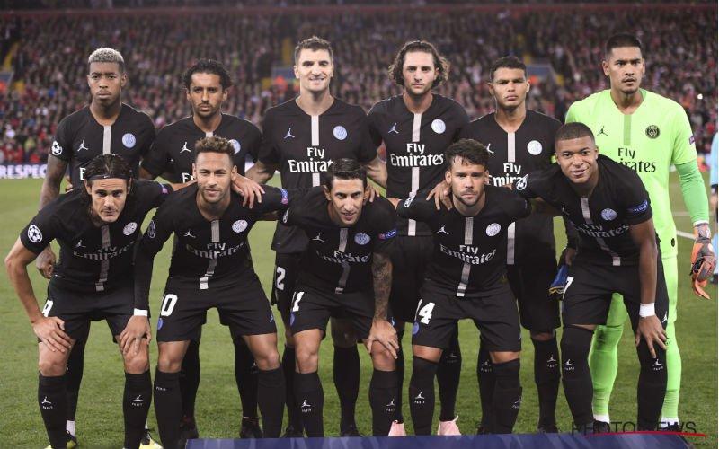 'PSG wordt mogelijk uitgesloten voor Champions League'