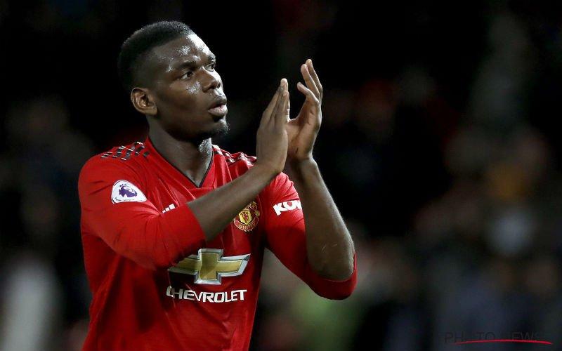 'Man United aanvaardt bod van 140 miljoen euro, Paul Pogba stapt op'