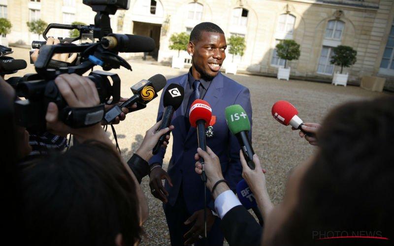 Paul Pogba doorbreekt de stilte en kondigt toptransfer aan