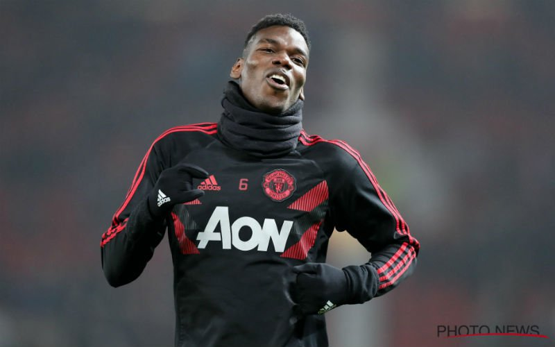 'Manchester United handelt snel en vervangt Paul Pogba door Rode Duivel'