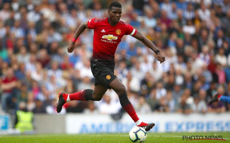 'Pogba verlaat United in januari en heeft 3 clubs voor het uitkiezen'