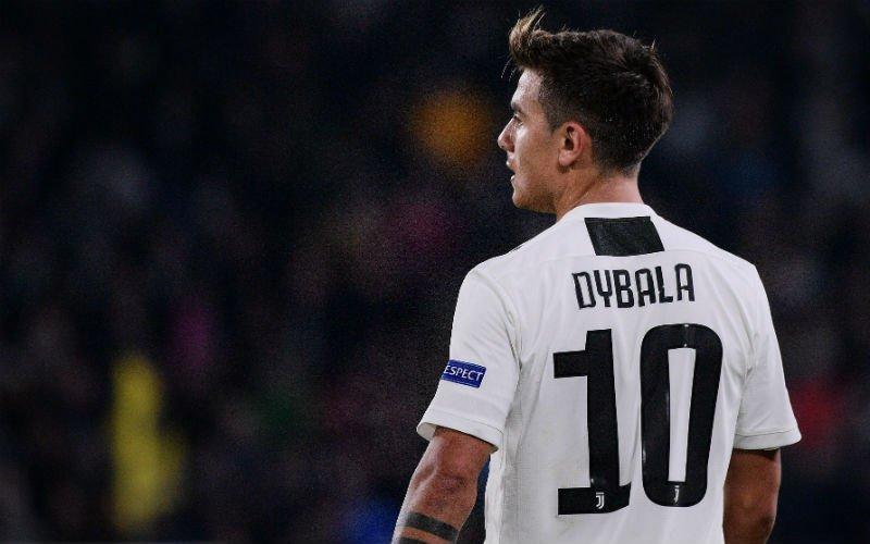 3 absolute topclubs melden zich bij Juventus: '100 miljoen voor Dybala'