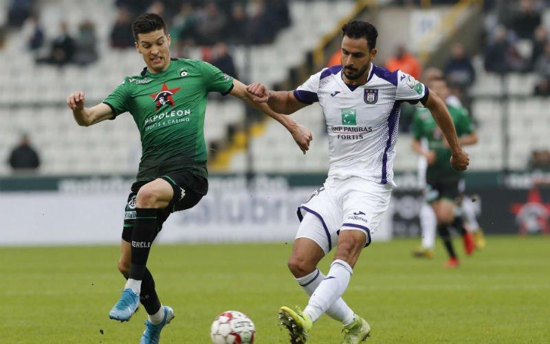 Kijkers halen zwaar uit tijdens Cercle-Anderlecht: