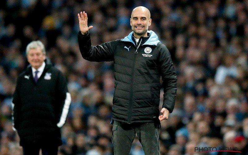 'Pep Guardiola verlaat Manchester City, verrassende overstap in de maak'