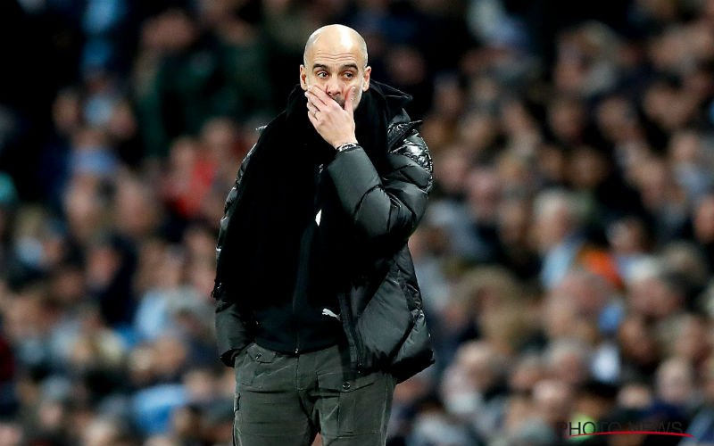 'Manchester City vervangt Pep Guardiola door deze toptrainer'