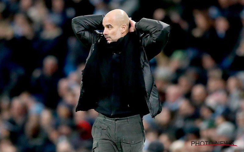 'Guardiola verrast Manchester City met vertrek en tekent bij deze topclub'