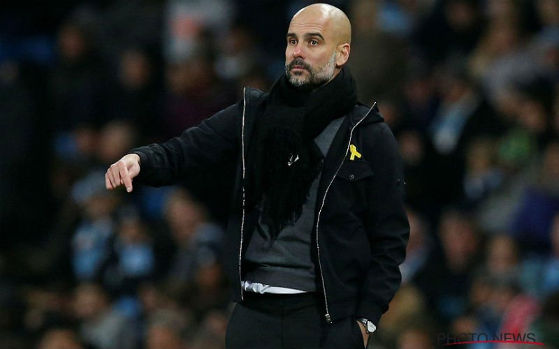 Guardiola gooit de handdoek in de ring