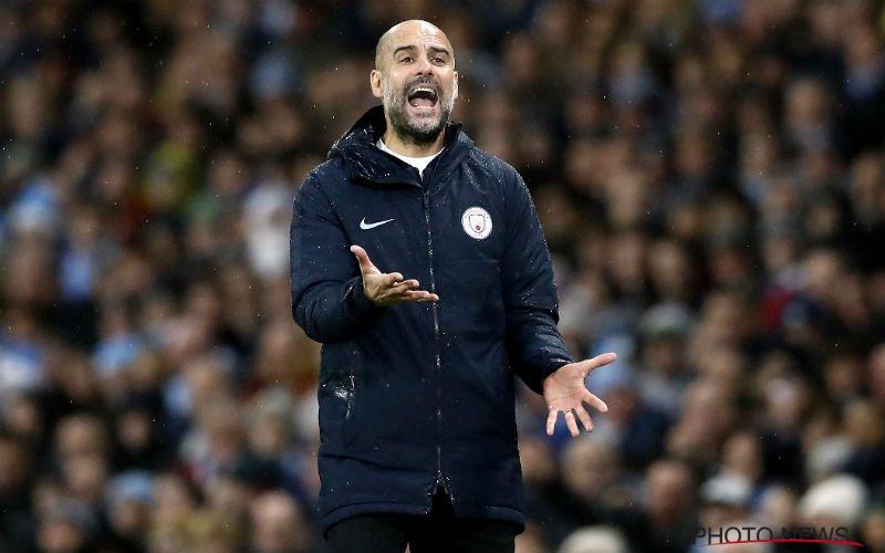'Manchester City neemt afscheid van Pep Guardiola'