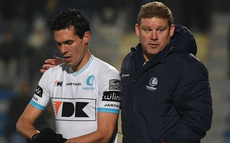 Perbet is erg lovend over Club Brugge, maar haalt uit naar Vanhaezebrouck