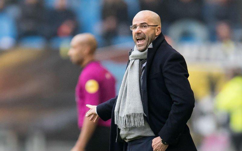 Peter Bosz reageert en is duidelijk over overstap naar Anderlecht