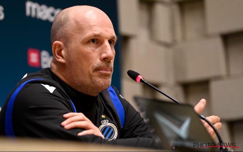 'Philippe Clement grijpt verrassend zwaar in na zege tegen Zulte Waregem'
