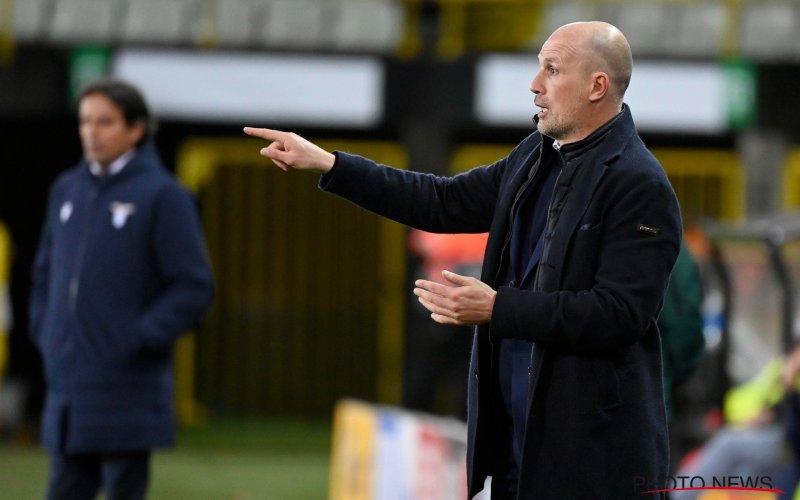 """Clement trekt grote ogen na Club Brugge-Lazio: """"Dat gebeurt nooit"""""""