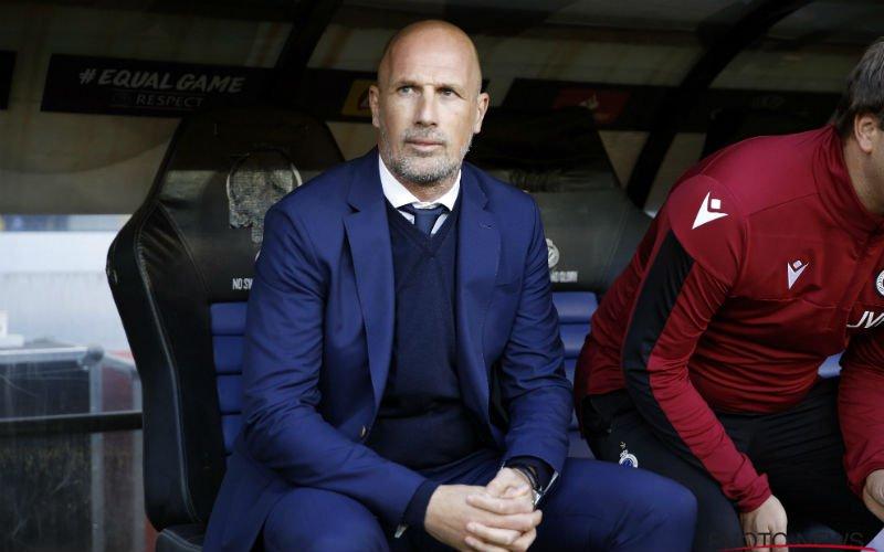 Philippe Clement verrast vriend en vijand bij Club Brugge