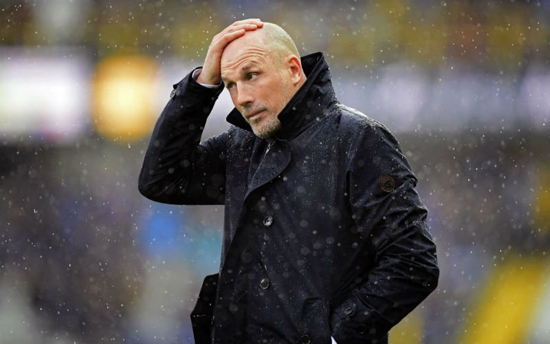 'Philippe Clement verlaat Club Brugge mogelijk al'