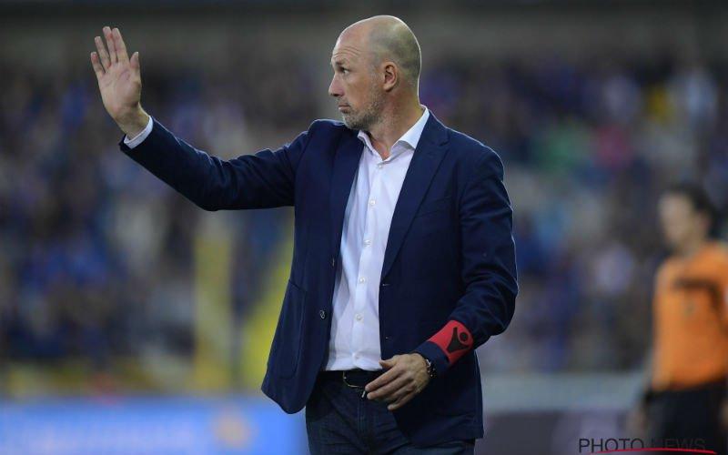 'Clement grijpt mogelijk drastisch in vlak voor Dinamo Kiev'