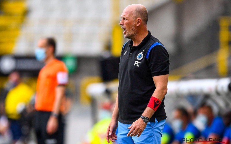 Clement na nederlaag tegen Charleroi: