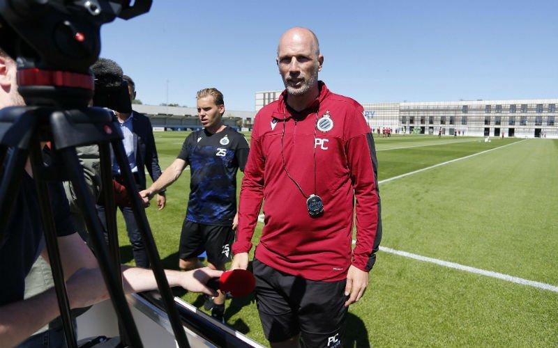 'Club Brugge ziet vlak voor competitiestart nog sterspeler vertrekken'