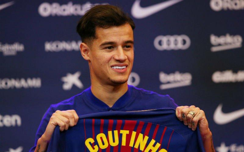 Coutinho bedenkt zich en kiest voor dit rugnummer bij Barcelona
