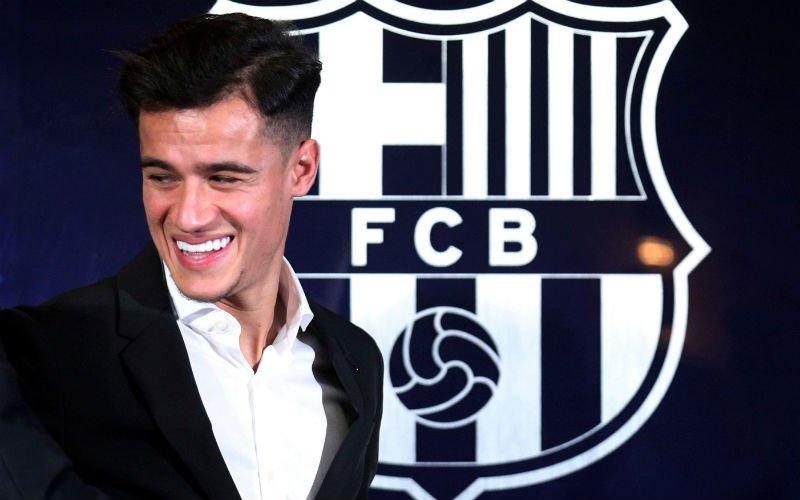 Philippe Coutinho vraagt nieuwe nationaliteit aan