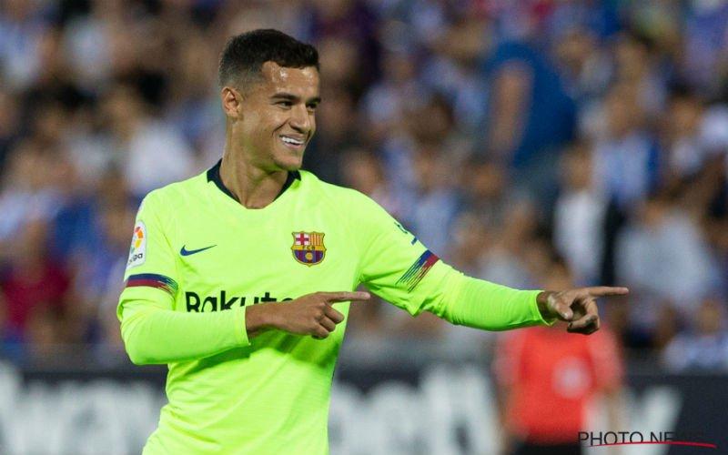 'Philippe Coutinho verlaat Barcelona en trekt naar deze Europese grootmacht'