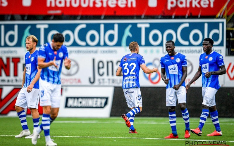 'Jess Thorup is razend en gooit 2 sterkhouders er definitief uit bij AA Gent'