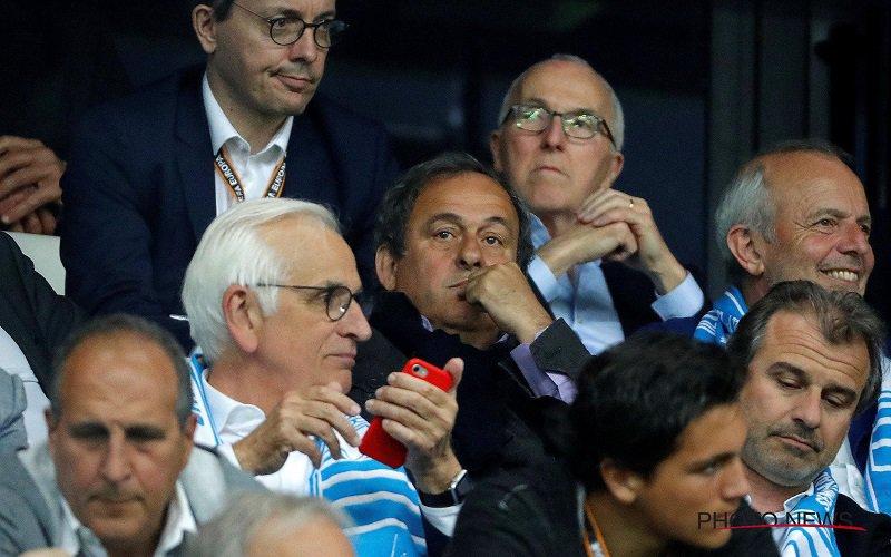 Schokkende onthulling Platini over WK-manipulatie