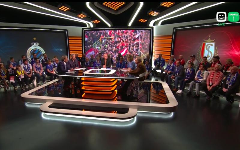 Goed nieuws voor voetbalfans die Play Sports-abonnement hebben bij Telenet