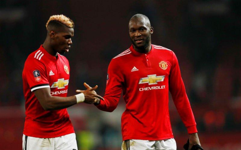 "Vriendschap Lukaku-Pogba ontploft: ""Mourinho moest tussenbeide komen"""