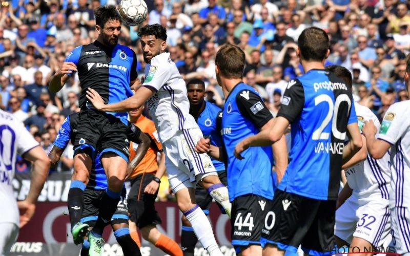 Club in de miserie: deze 4 (!) basisspelers out na topper tegen Anderlecht