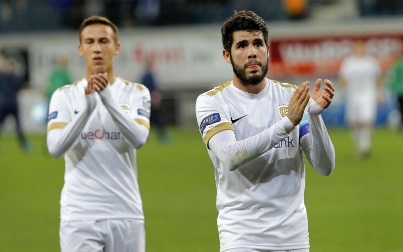Transfer naar Club Brugge of Anderlecht plots een optie voor Pozuelo
