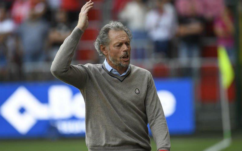 Michel Preud'homme stopt mogelijk als coach van Standard