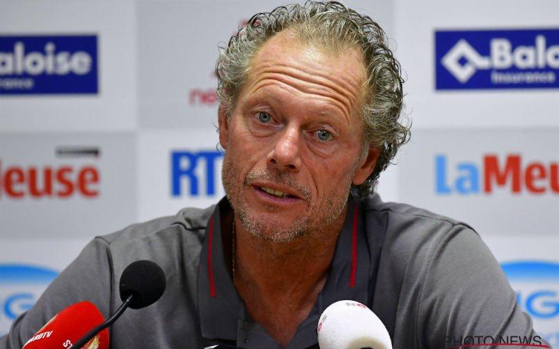 Preud'homme vreest voor wedstrijd tegen Ajax: