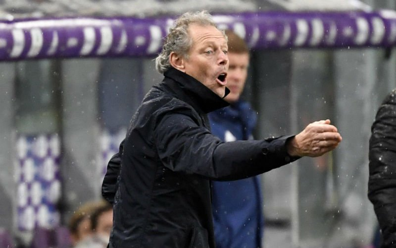 Michel Preud'homme heeft nachtmerries van Anderlecht