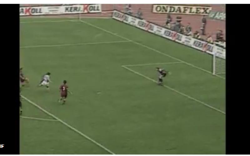 Dag op dag 14 jaar geleden scoorde deze clublegende zijn eerste voor Juventus (video)