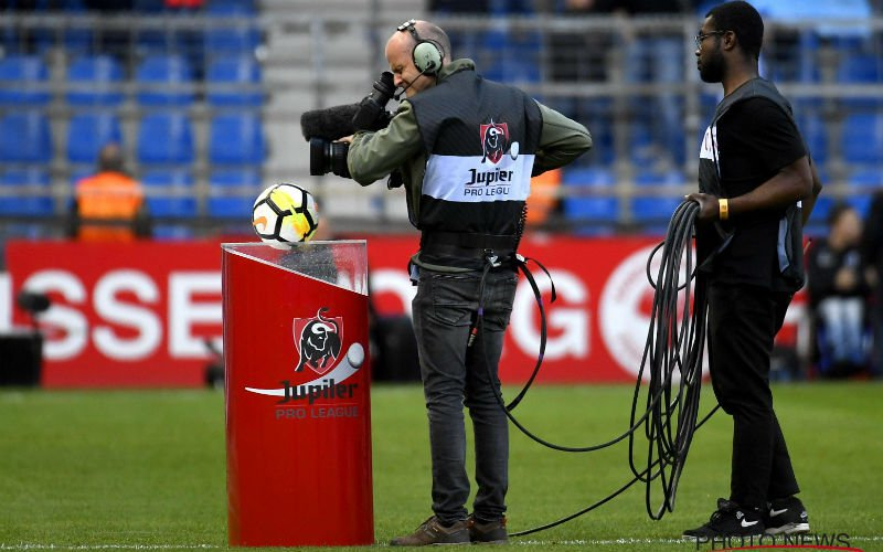 Nieuw drama: 'Pure chaos in Jupiler Pro League en 1B'