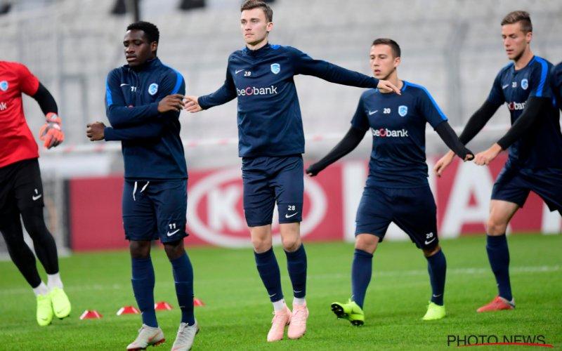 'Dit worden de uitslagen van Genk en Standard in de Europa League'