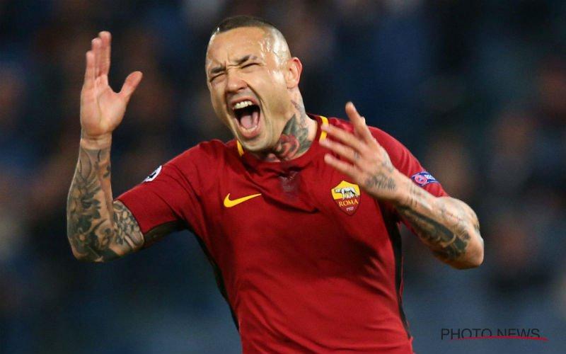 'AS Roma geeft Martinez gelijk en schuift Nainggolan aan de kant'