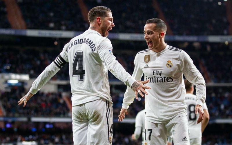 Barcelona en Real Madrid maken terugmatch halve finale erg spannend