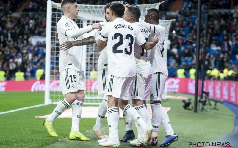 Real Madrid haalt nieuwe spits voor 60 miljoen euro
