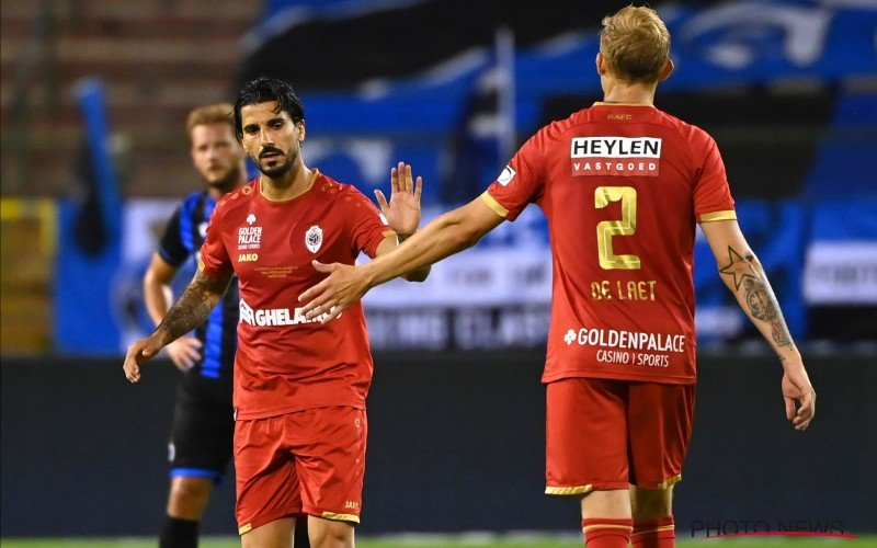 Lior Refaelov komt met erg opmerkelijke reactie na bekerzege tegen Club Brugge