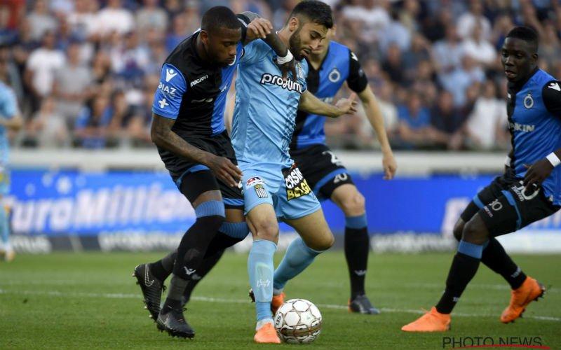 TV-kijkers ergeren zich blauw aan Club-Charleroi: