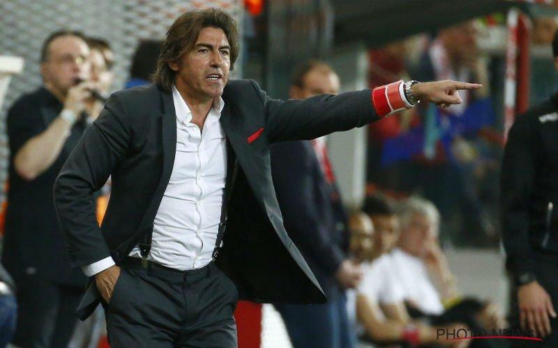 Venanzi over Sa Pinto: